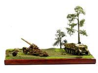 21 cm Mörser 18 Sd.Kfz. 7