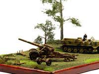 21 cm Mörser 18 Sd.Kfz. 7 (2)