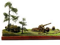 21 cm Mörser 18 Sd.Kfz. 7 (5)