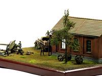 8,8 cm PaK 43 & SWS Gepanzert 1:72