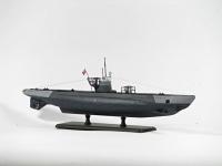German Submarine Type II B 1:144